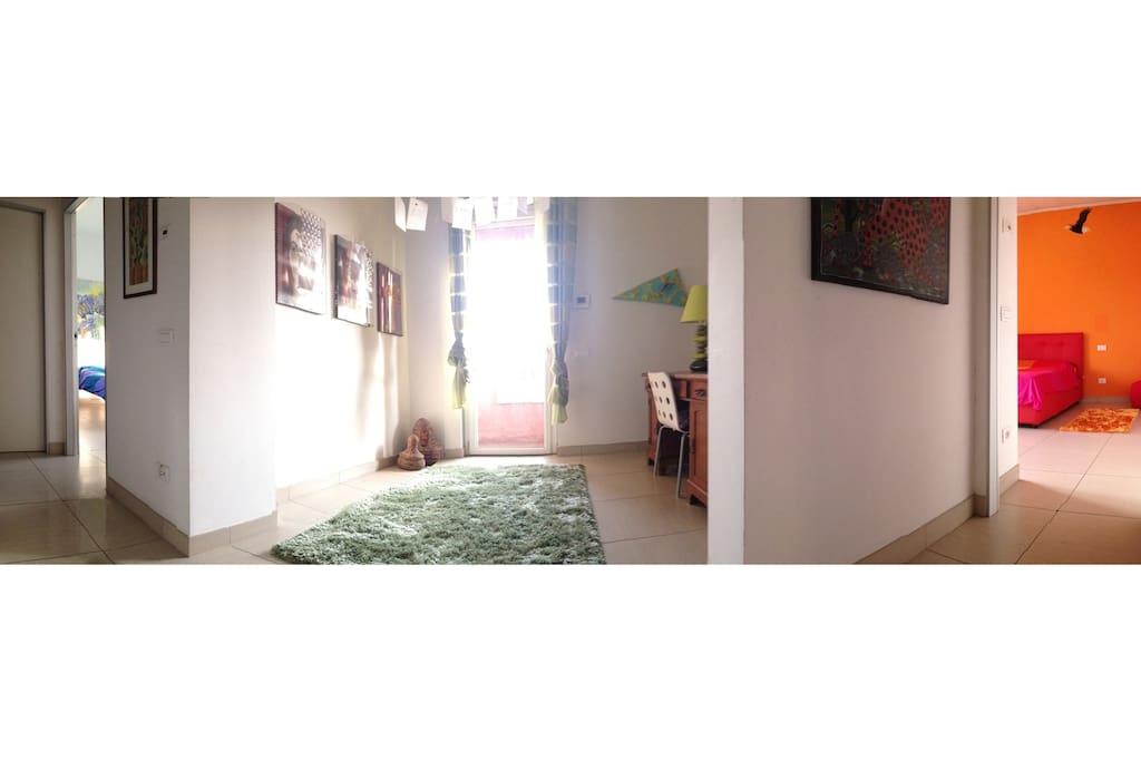 Studio - 1st floor