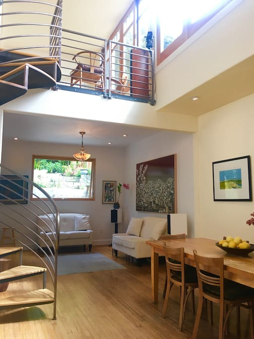 Open Floor Plan throughout the Home