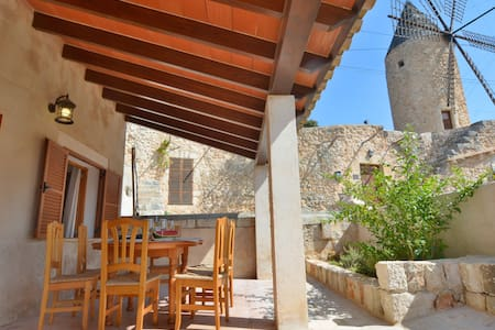 Sineu Mallorcan Renovated Holiday House 6 pers - House