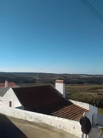 Vista em Passeios Pedestres - Vue panoramique sur les piétons