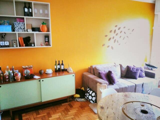 Small Room near Lapa/Quarto próximo à Lapa - Rio de Janeiro - Byt
