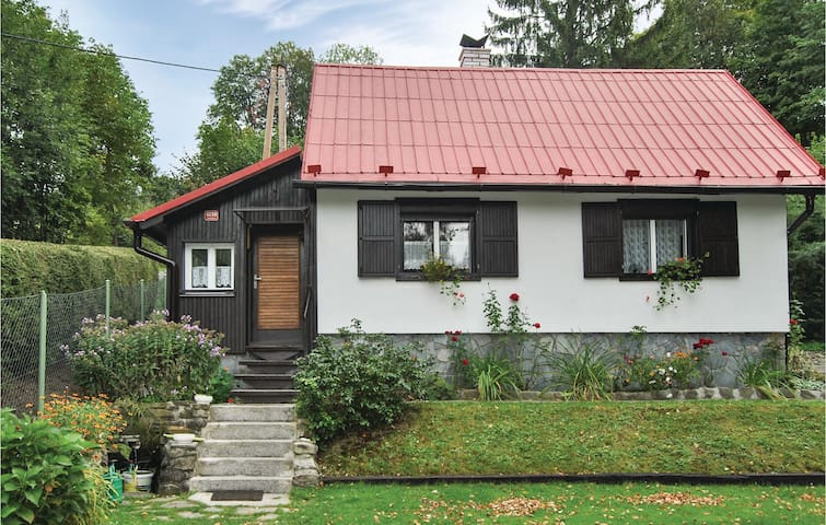 Holiday cottage with 1 bedroom on 80m² in Moravka