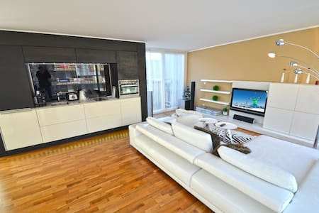 Penthouse Schmittenview in Zell am See - Zell am See - Apartmen