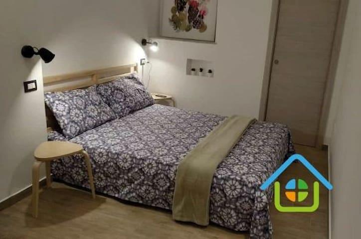 Policlinico bed&bed matrimoniale con bagno privato