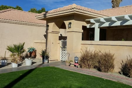 Cool Master Suite near Palm Springs - Cathedral City - House