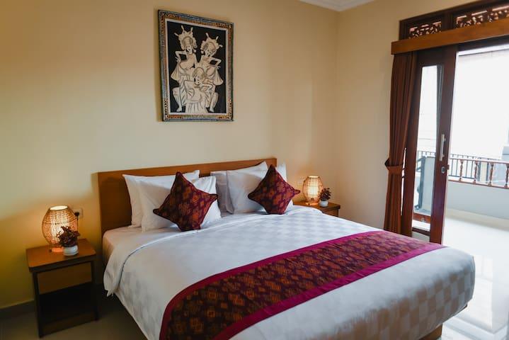 Deko House 3 - New Room in Ubud Centre