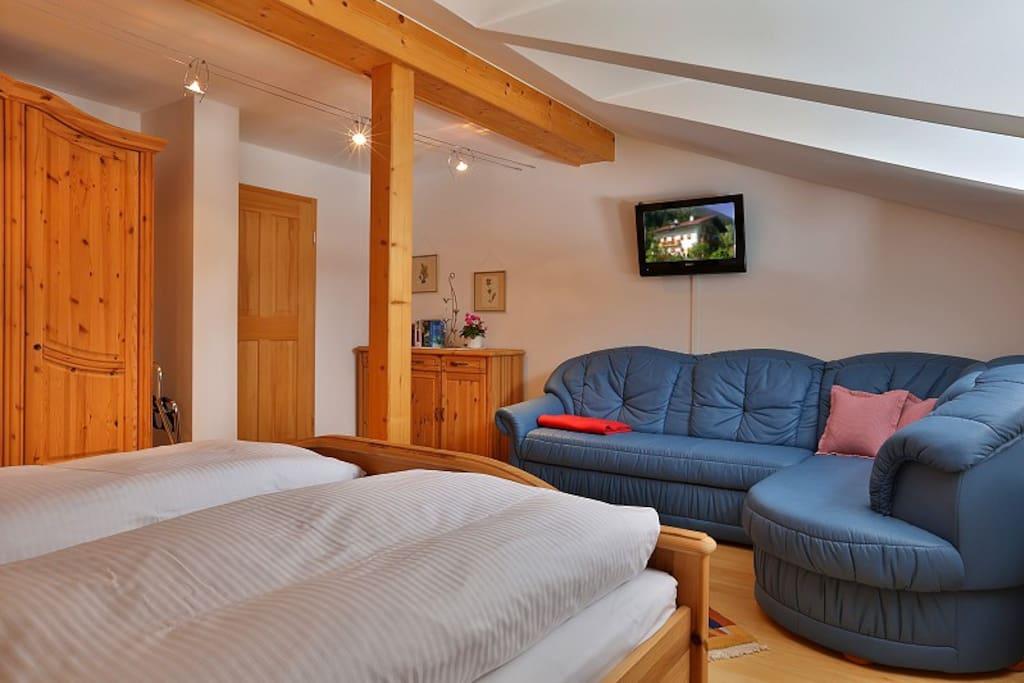 """Schlafzimmer 1 """"Reiteralpe"""""""