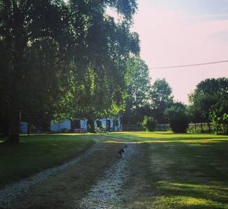 Charmante maison à la campagne - Berville-en-Roumois
