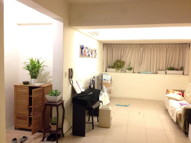 clean and simple - Wenshan District - Daire