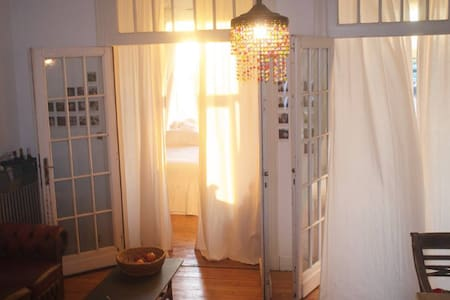 delightful room with a view - Antwerpen - Apartment