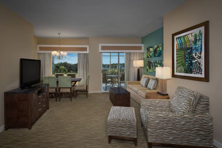 Marriott Legends Edge, Panama City  2BD/2BA max 8