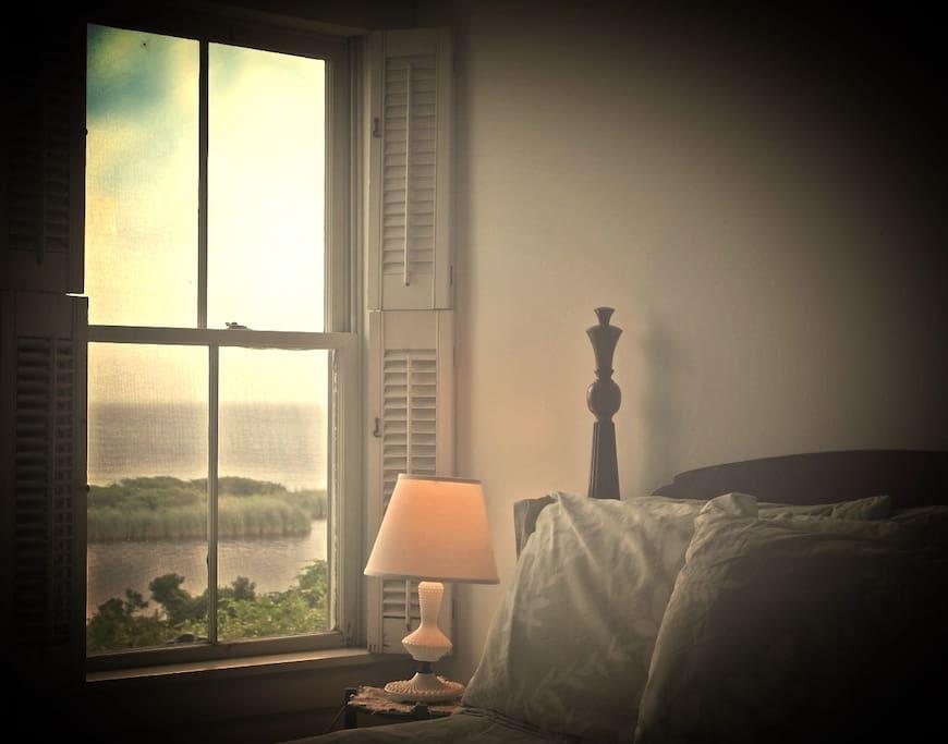Room 3 with ocean views