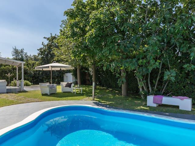 VILLA CHARLOTTE, DESIGN HOME NEAR CATANIA AND ETNA - San Giovanni La Punta - Villa