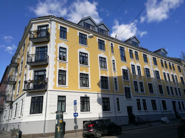 Majorstuen- new renovated apartment
