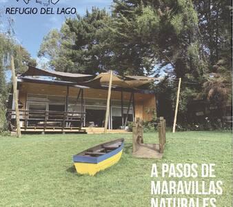 Lodge Refugio del Lago, Lago Colbún