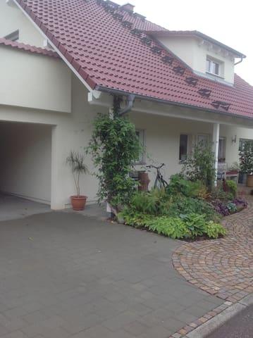 Carin's Ferienzimmer - Herbolzheim - Appartement