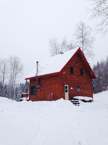 Ma cabane au Canada (Mont-Édouard) - L'Anse-Saint-Jean - Leilighet
