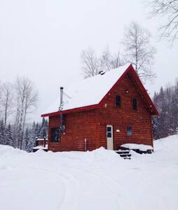 Ma cabane au Canada (Mont-Édouard) - L'Anse-Saint-Jean