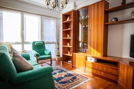 Acogedor piso y hospitalidad-Cancelación flexible