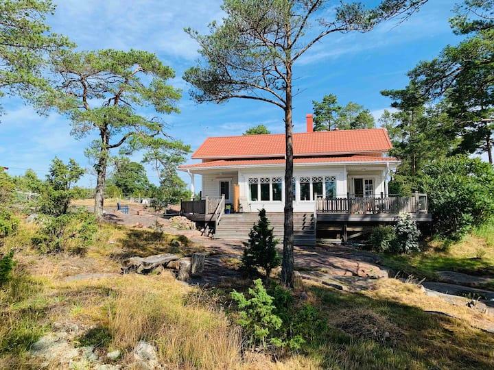 Fritidshus på Åland