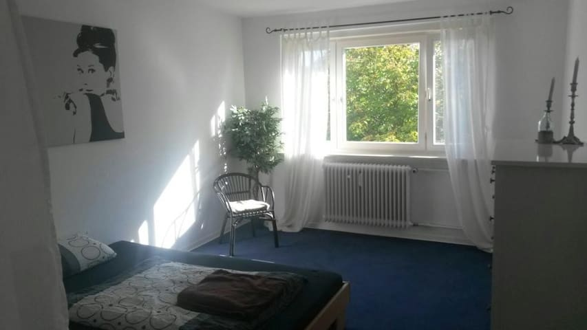 Cosy central appartment, great view - Wolfsburg - Appartement