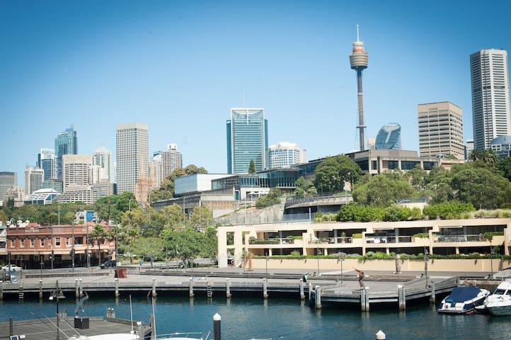 Sydney City & Harbourview Apartment