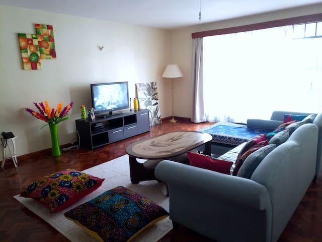Cosy room in Lavington, Nairobi
