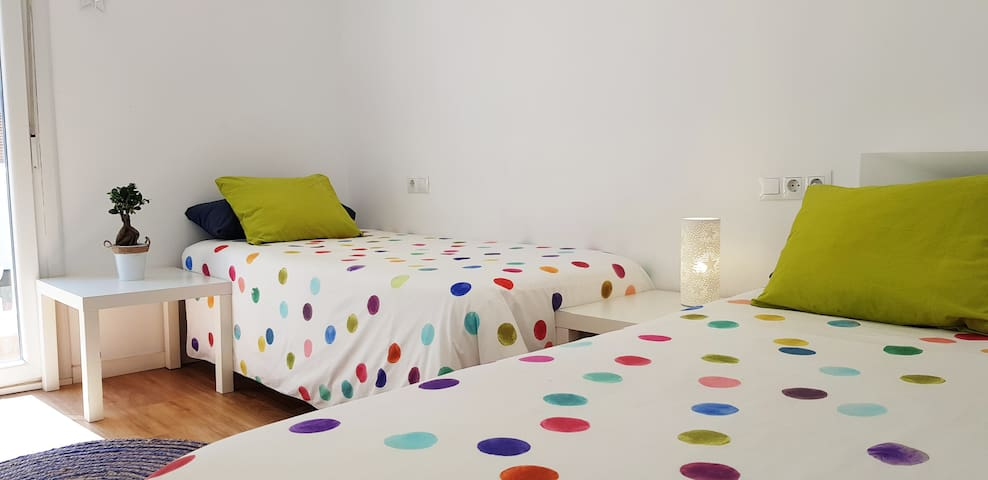 Sweet room in San Sebastián