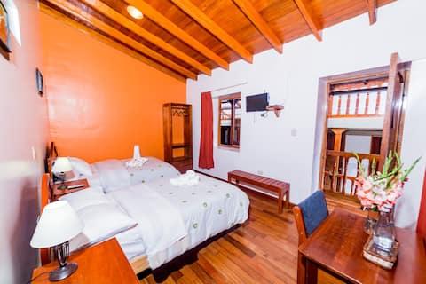 DOUBLE ROOM (TIKA WASI VALLEY HOTEL)
