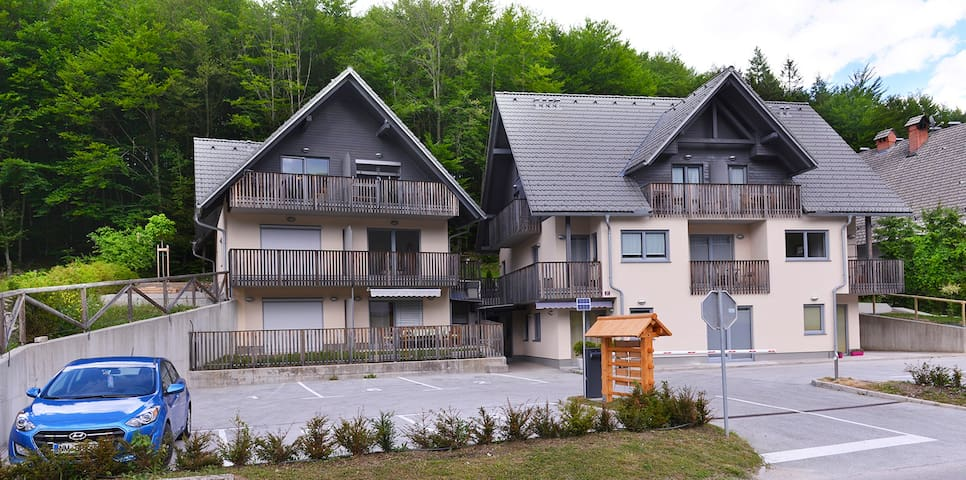 Apartment BOHINJko by Bohinj lake