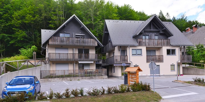 Apartment BOHINJko by Bohinj lake