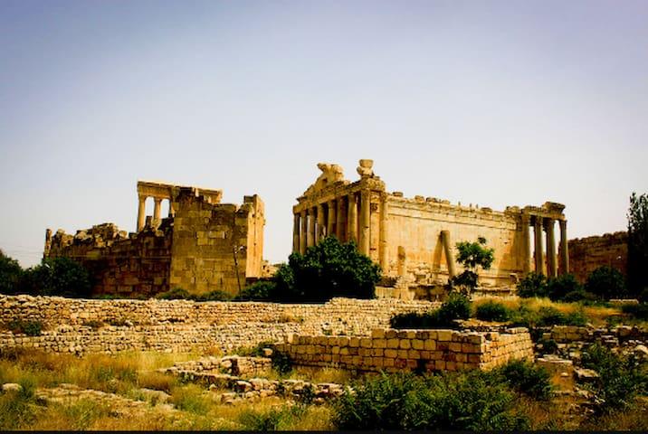 Baalbek Castle