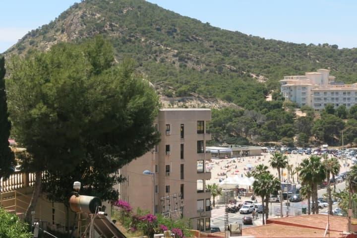 Benidorm- La Cala, beautiful beach apartment