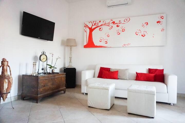 Villetta 6 posti letto e giardino - Nettuno - Talo