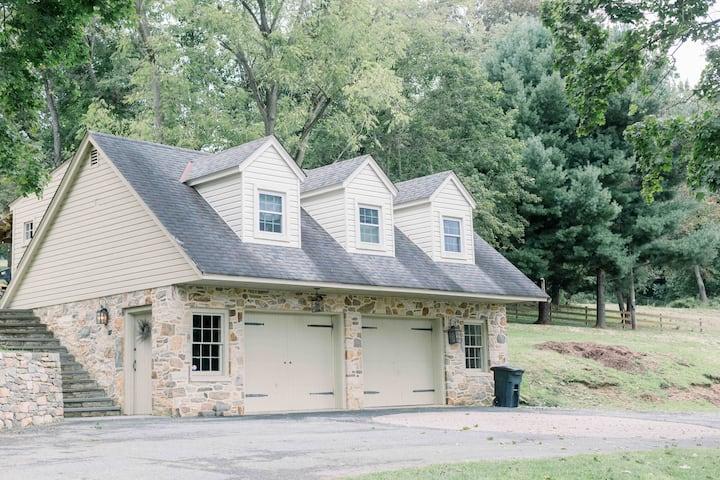 Brick Hill farm guesthouse