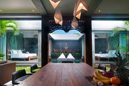 NEW MODERN LUXURY VILLA IN HEART OF SEMINYAK