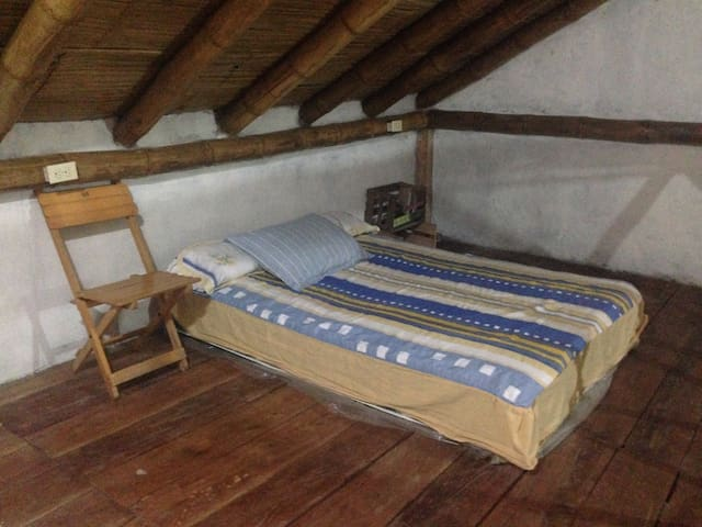 Charming and cozy cabin in Ayampe - Ayampe - Cabaña