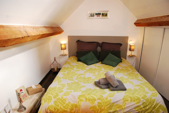 Furnished tourist accommodation Loge ST Nicolas