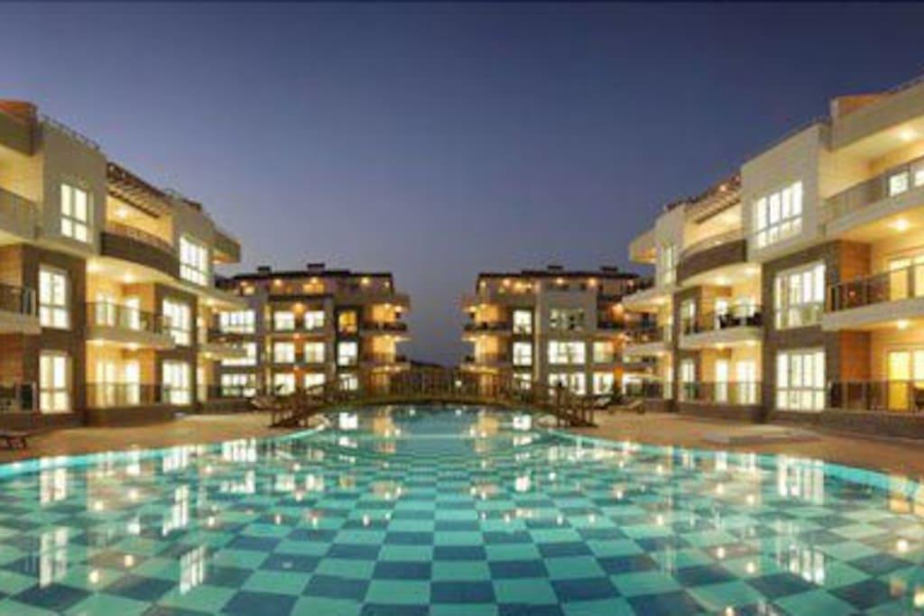 Odyssey Park Residence.