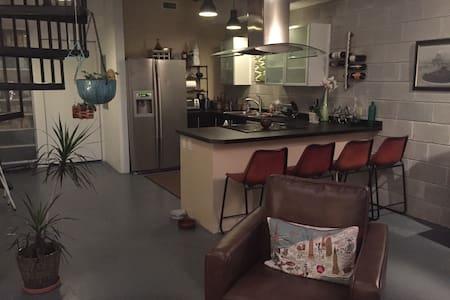 Private suite in warehouse loft - Tampa
