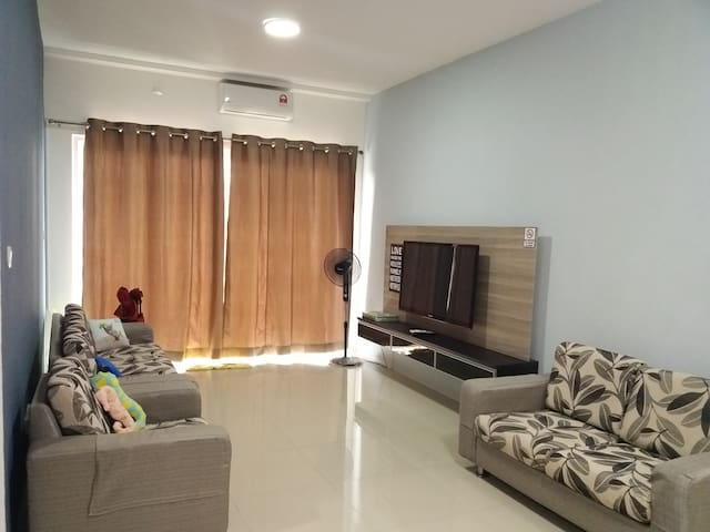 Relaxing HomeStay for your family trip in Kuching.