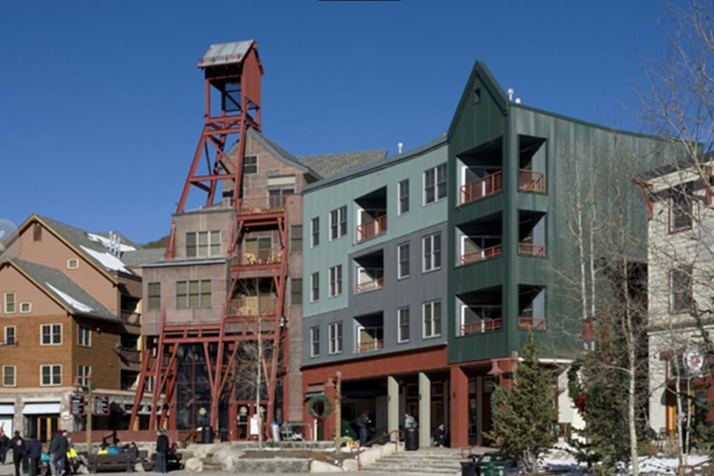 Silver Mill Building