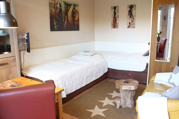 Renate 1/gemütliche 1-Zimmer-Ferienwohnung