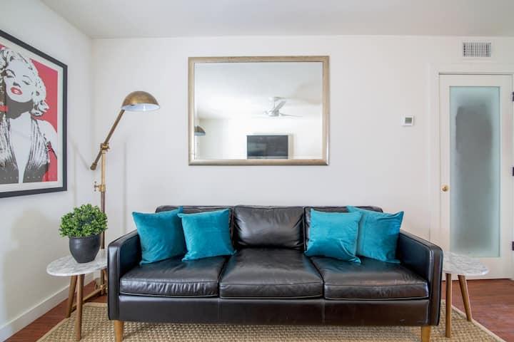 the Parker   One Bedroom Hepburn Suite