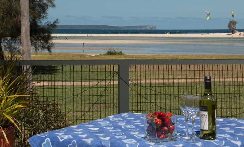 Stunning waterfront,family friendly - Huskisson - Haus