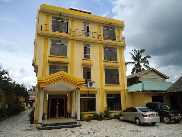 Marriotti Hotel Dar es Salaam