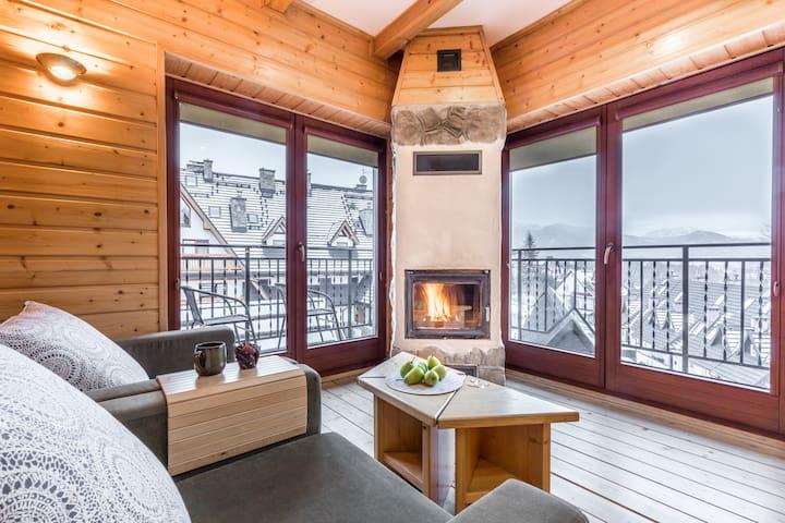 Apartament Rysy Lux Zakopane