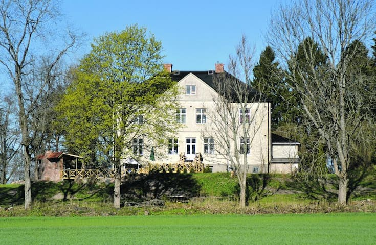 Country House at Berg Säteri