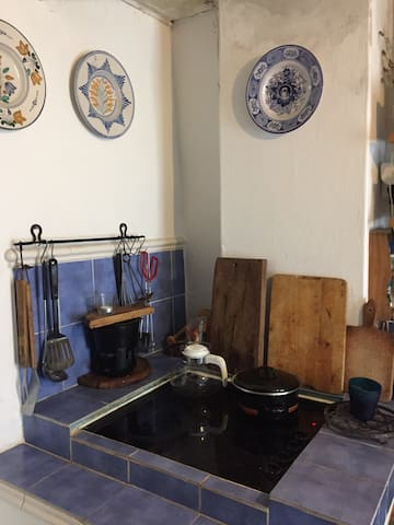 Kuchyně.