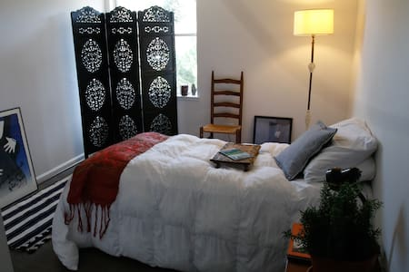 Lovely room in Sausalito Townhouse - Sausalito - Byhus